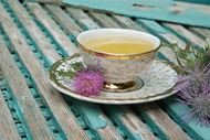 Picture of  milk thistle tea